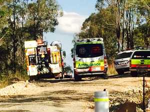 UPDATE: Boy hospitalised after serious forklift accident