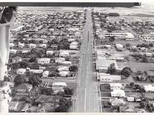 REVEALED: Old aerial picture of Fourways