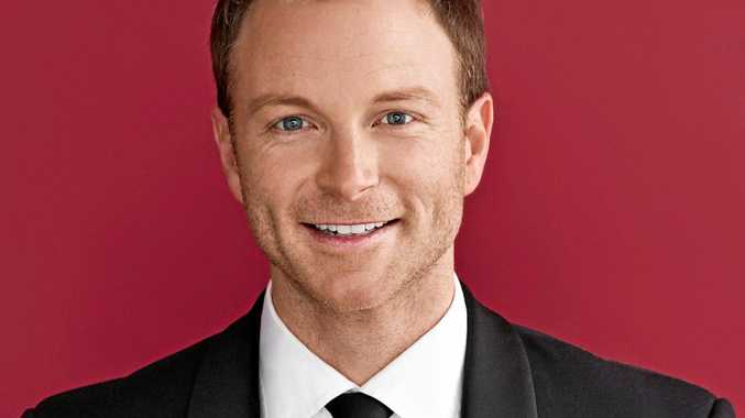 EMCEE UNLEASHED: Actor and entertainer Tim Campbell will host this year's Sunny's Business Awards.