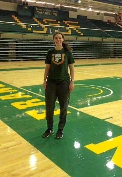 COFFS TALENT: Former Coffs Harbour Suns player Rebecca Black has been recruited by the University of San Francisco on full scholarship to play NCAA Division 1 West Coast Conference.