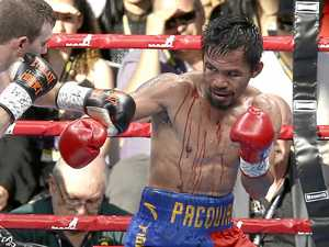 Fenech urges Pacquiao to retire