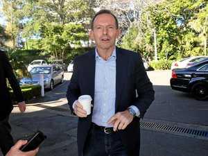 Abbott beyond Liberals' control