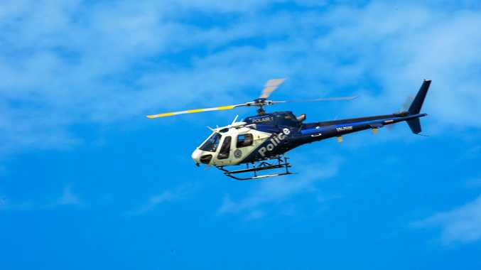 Polair tasked to search for missing hikers near Warwick