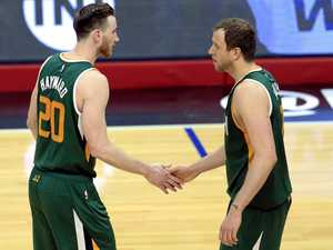 Ingles' big payday could lure mate to stay with Jazz