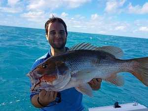 Prime fishing weather ahead