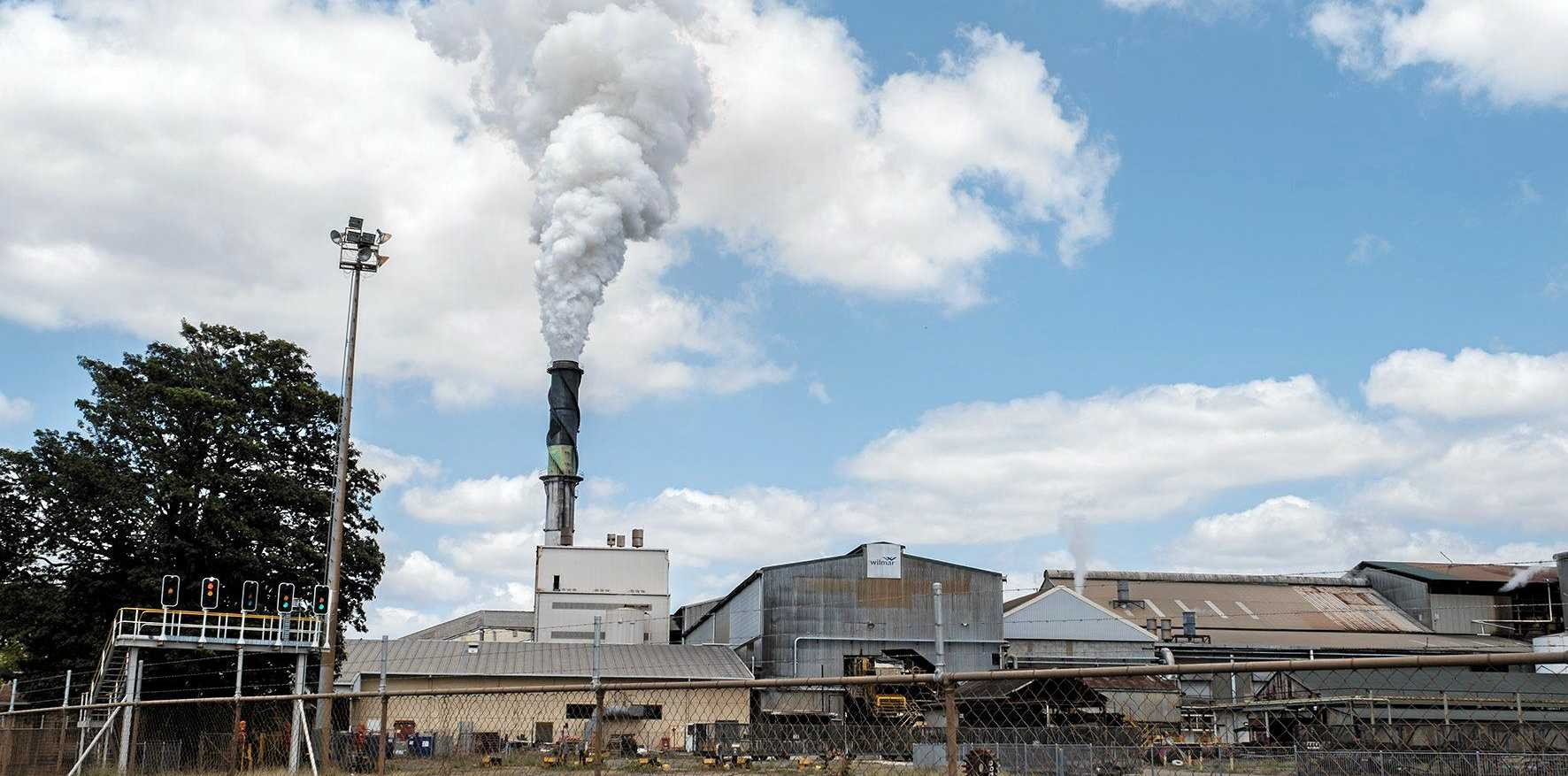 ON TRACK: The Proserpine Mill is scheduled to begin crushing.