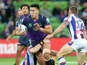Melbourne Storm tie down giant forward