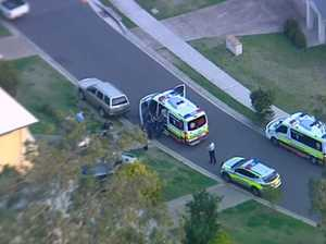 Baby boy dies after being run over at Ipswich home