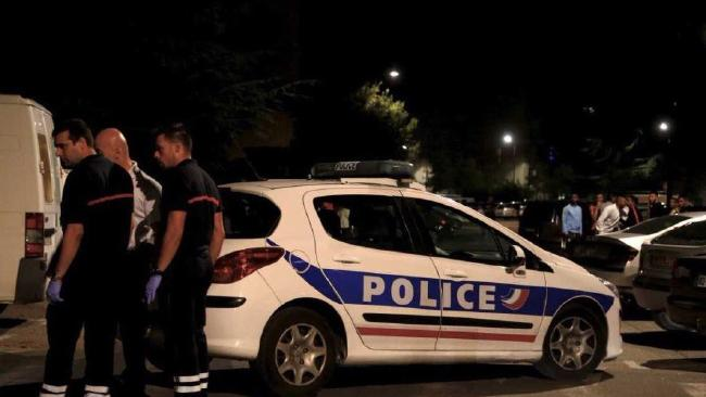 Eight people injured in a shooting outside Avignon mosque, France.