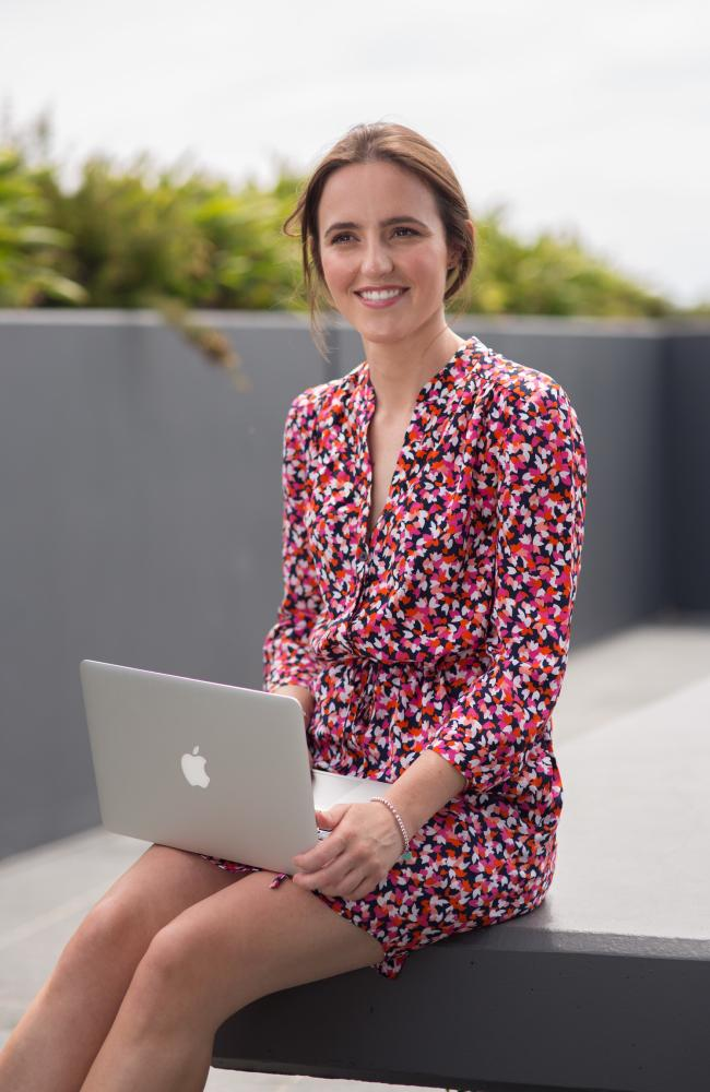 Holly Cardew from PixC is taking Silicon Valley by storm.