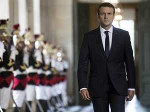 Right-wing terrorist plot to kill French president foiled