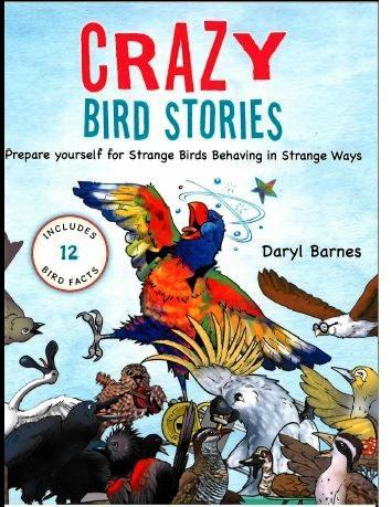 Crazy Birds by Daryl Barnes.