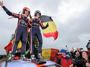 Neuville clinches win in Poland win