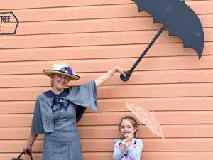 The value of Mary Poppins in Maryborough: letter