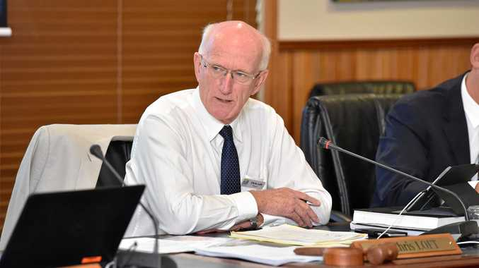 Fraser Coast Regional Council - Mayor Chris Loft.