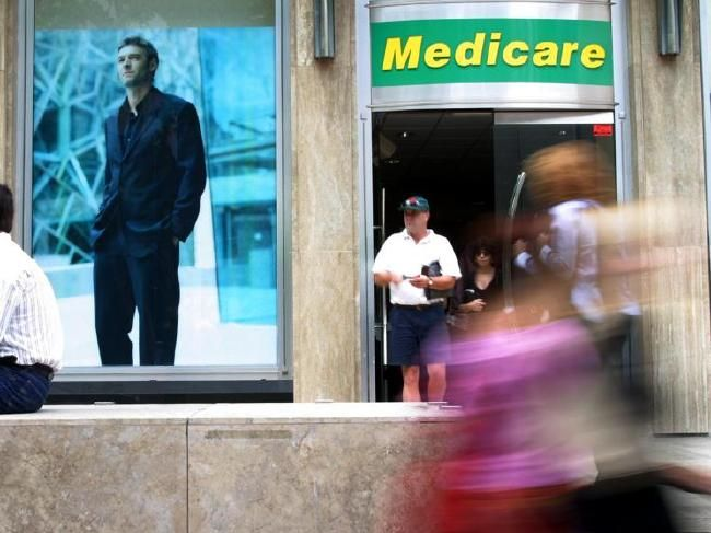 The government is urgently investigating claims that Medicare details have been breached and offered for sale on the 'dark web'.