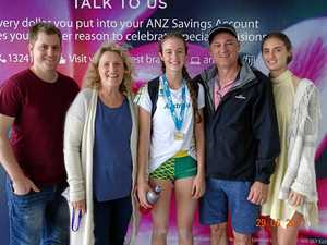 Ipswich teenagers share in Oceania success