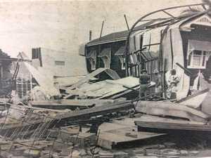 The storm that battered Bundaberg