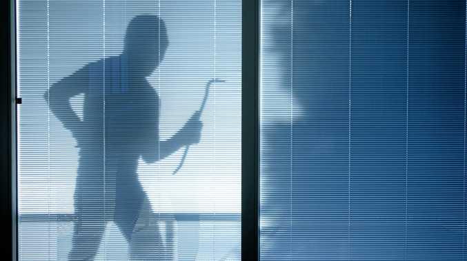 Burglars have been targeting Caloundra in a spate of break-ins.