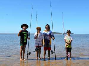 PHOTOS: NAIDOC fishers follow the tide