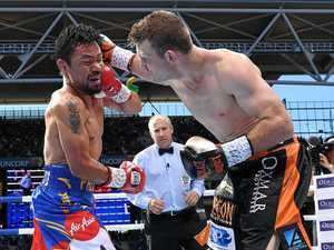 Pacquiao camp points fingers after Horn loss