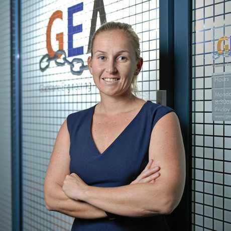 GEA chief executive Carli Homann.