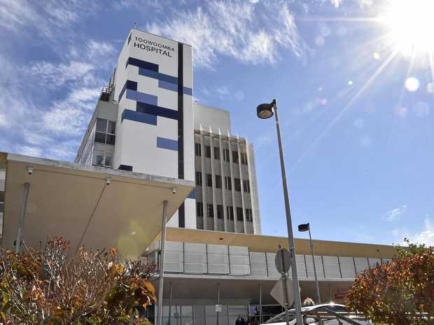 Toowoomba Hospital. June 2017