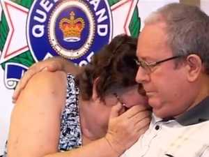 Missing man's family in tearful plea for help