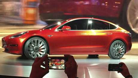 First Tesla Model 3 Built This Week, Deliveries Start This Month