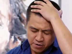 Samuel Johnson's moment that broke Anh Do's heart
