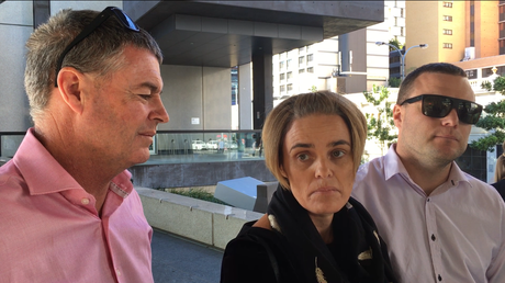 James Ackerman's father Michael, mum Sonya, and brother Andrew say the shoulder charge must be removed forever from rugby league.