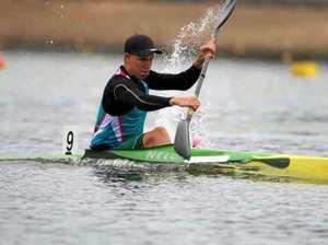 Kayaker sets sights on Olympics