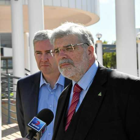 COME TOGETHER: ALP Senator Kim Carr is calling for a national approach to rail infrastructure to avoid industry 'peaks and troughs'.