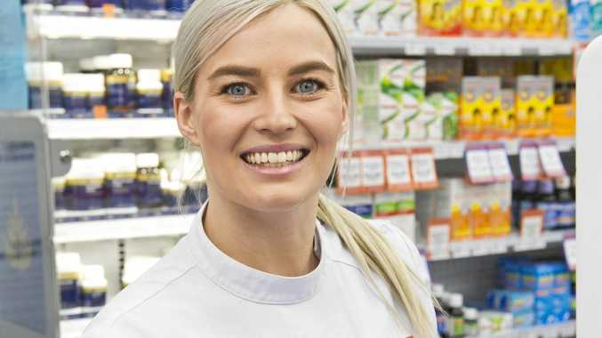 BE CAREFUL: Good Price Pharmacy Warehouse Toowoomba pharmacist Dannii Martin is warning people could be putting themselves at risk of developing diabetes.