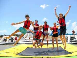 Mackay's Aqua Fun Park to make a splashing return