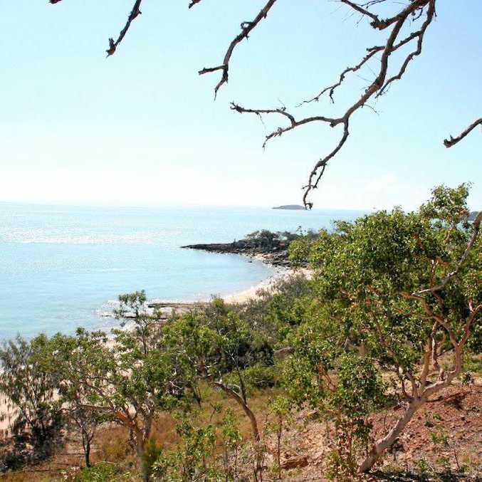Stunning views from Wild Duck Island.