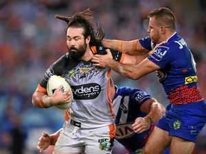 Aaron Woods says there's no hard feelings with Tigers coach