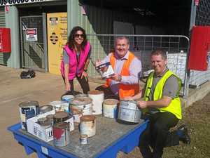 Keep your paint out of landfill - for free