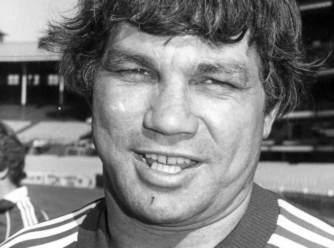 Queensland legend Arthur Beetson helped make State of Origin what it is today.