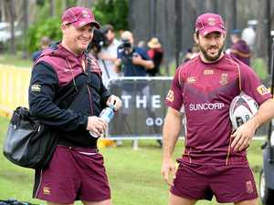How Kevvie's tough call helped shape Maroons for the better