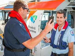 Boat licences have entered the digital age