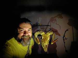 Exhibition: Prof Hergenflertz's great bone collection hits Gympie