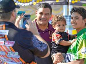Hodges brings deadly NAIDOC message to Gladstone