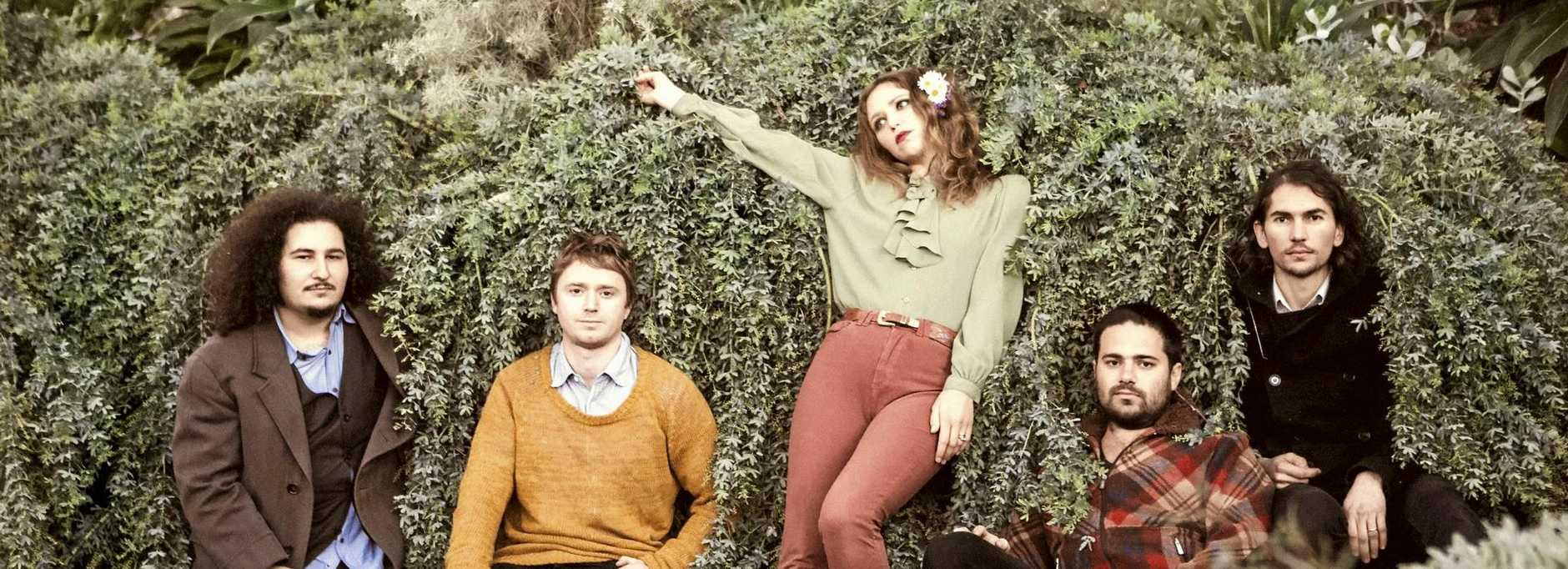 Tinpan Orange are one of the headline acts at the Bello Winter Music Festival this weekend.