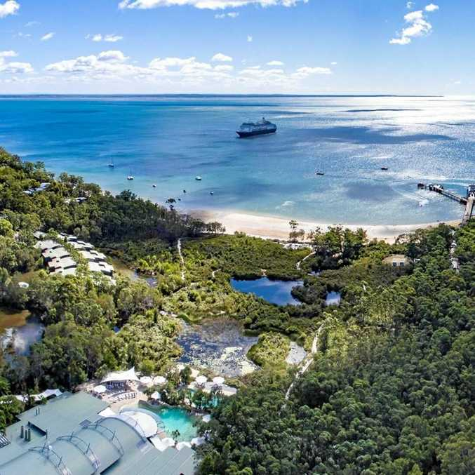 PARADISE: Win a holiday at Kingfisher Bay Resort on Fraser Island
