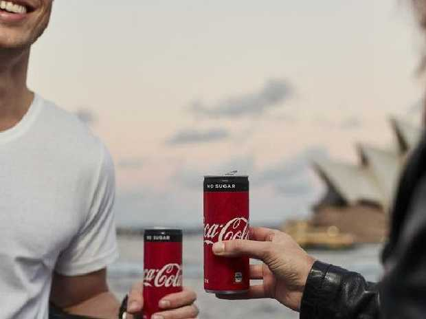 New Coca-Cola No Sugar range will not be stocked at Woolworths.