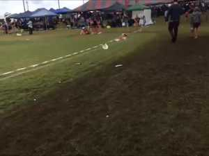 Qld Touch Junior State Cup 2017 event walkthrough