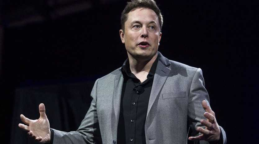 Elon Musk.. we should be more worried about AI than North Korea