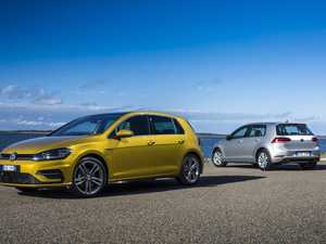 Volkswagen Golf 7.5 road test and review