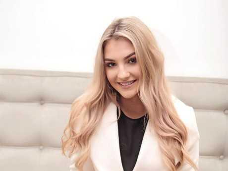 Model, Gabrielle Suley
